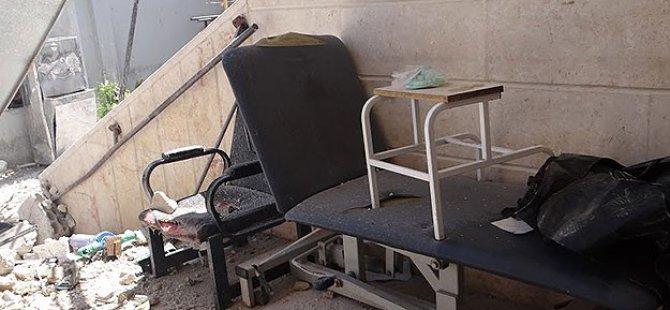 Esed Güçlerinden Hastaneye Saldırı: 10 Ölü
