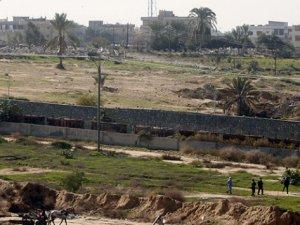 Mısır Tampon Bölgeyi 2 Kilometreye Çıkarıyor