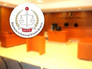 Gözaltına Alınan HSYK ve Yüksek Yargı Üyesi Sayısı 83'e Yükseldi
