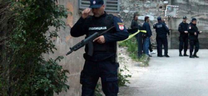 Bosna'da Sırp Polis Karakoluna Saldırı