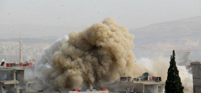 'Esed Rejimi 2 Yılda 20 Bin Varil Bombası Attı'