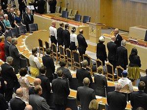 """İsveç """"1915 Kararını"""" Askıya Aldı"""