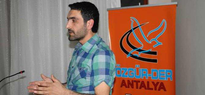 Antalya'da Lut Kavmi Konusu İşlendi