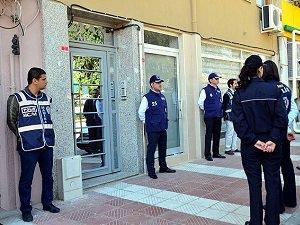 """Manisa'da 5 Derneğe """"Paralel Yapı"""" Operasyonu"""