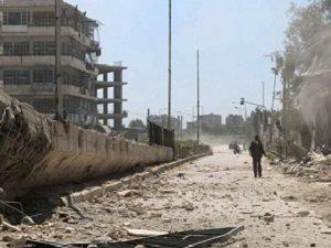 Suriye Rejimi Halep'te Sivil Katliamını Sürdürüyor! (VİDEO)