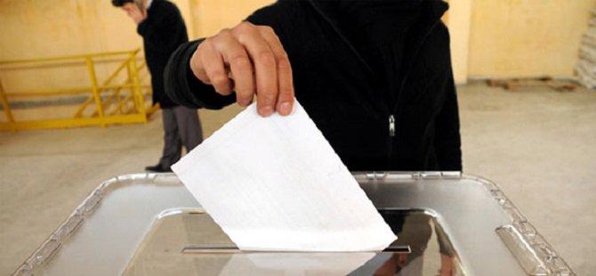 Yurtdışında 112 Noktada Oy Kullanılacak