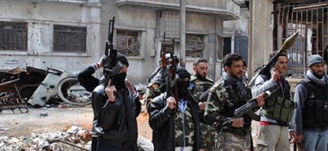 """Halep'te Stratejik Bölgeler Ele Geçirildi"""
