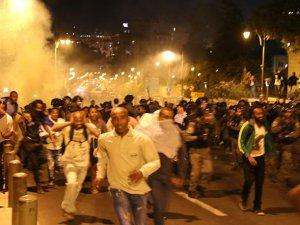 Etiyopyalıların İsrail'deki İsyanı Büyüyor
