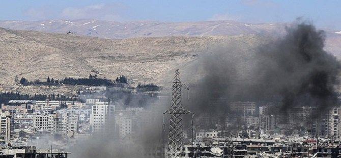 Esed Güçleri Türkmen Bölgelerine Saldırdı
