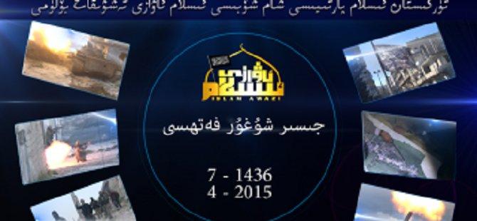 """Türkistan İslam Cemaati'nden Yeni Video: """"Cisr'uş Şuğur'un Fethi"""""""