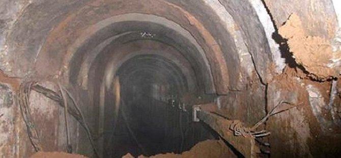 Sisi Cuntası Tünelleri Yıkmak İçin Deniz Suyu Pompaladı
