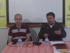 """""""Ortadoğu'daki Gelişmeler Işığında Vahhabilik ve Suud"""""""