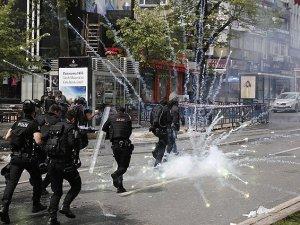 'İstanbul'da 203 Kişi Gözaltına Alındı'