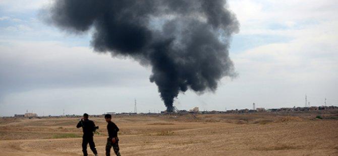 IŞİD'ten Askeri Karargaha Saldırı