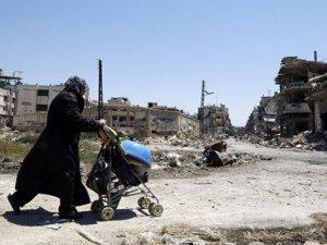 Esed'in Klor Gazlı Saldırısında Bir Bebek Kurban Daha
