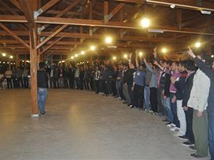 Özgür-Der Üniversite Gençliği Kastamonu'da Buluştu