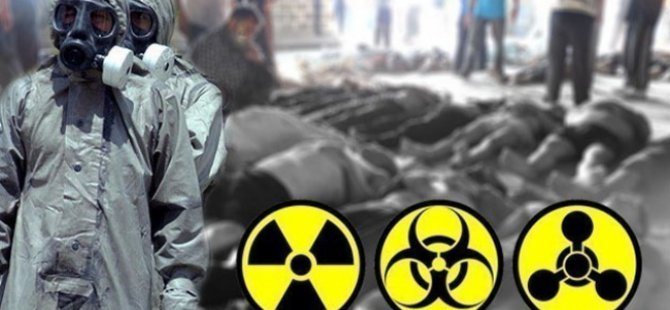 """Esed Güçlerinden """"Klor Gazlı Bomba"""" Saldırısı"""