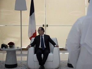 Fransa ve Katar'ın Savaş Uçağı Anlaşması