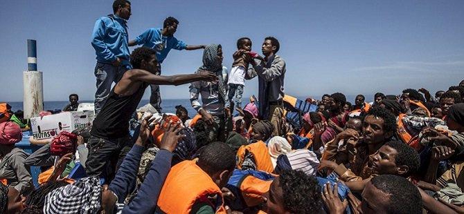 BM: Akdeniz'de Bin 800 Ölüm
