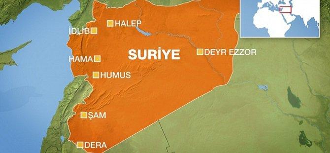 Şam'da Canlı Bomba Eylemi