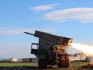 Direnişçiler Esed'in Karargahlarını Vurdu
