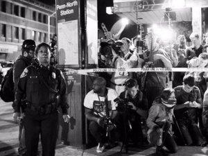 Basın Özgürlüğü Baltimore'da Kafeslendi