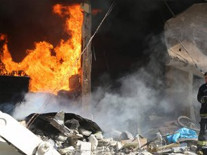 Af Örgütü: 'Esed Rejimi Savaş Suçu İşliyor'