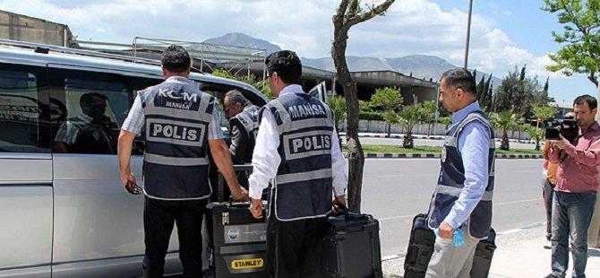 """Manisa'da 6 Derneğe """"Paralel Yapı"""" Operasyonu"""