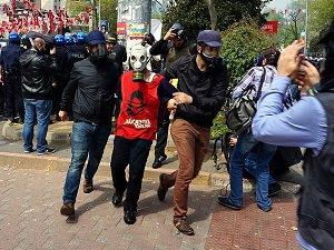 İstanbul'da 1 Mayıs Olayları İle İlgili 24 Kişi Tutuklandı