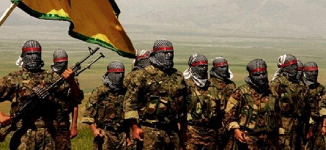 Müslüman Kadının Örtüsüne El Uzatan YPG'den Geri Adım