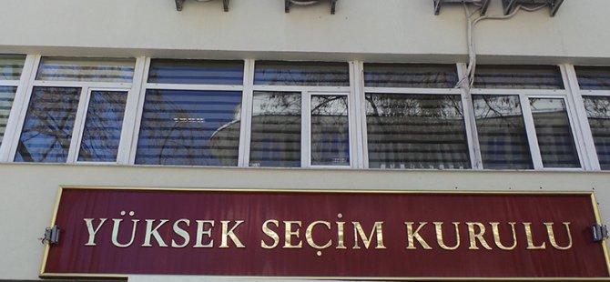 YSK, HDP'nin Başvurusunu Reddetti