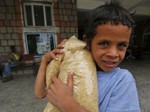 """""""Yemen'de 20 Milyon İnsan Aç Kalabilir"""""""