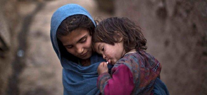 Dünyada 38 Milyon Kişi Yerinden Edildi