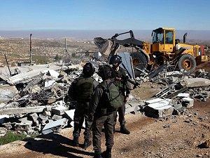 Arap Köyünü Yıkıp Yahudi Kenti İnşa Edecekler