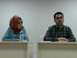 """Uludağ Üniversitesi'nde """"Sosyalizm- Komünizm"""" Konuşuldu"""