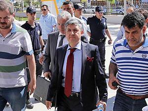 Gözaltına Alınan Başsavcı Bağrıyanık Tarsus'a Gönderildi