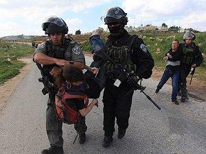 """""""İsrail Kudüs'te İnsanlık Onurunu Çiğniyor"""""""
