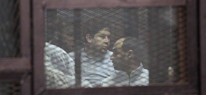 Mısır'da Darbe Karşıtı 17 Kişiye Hapis Cezası Verildi
