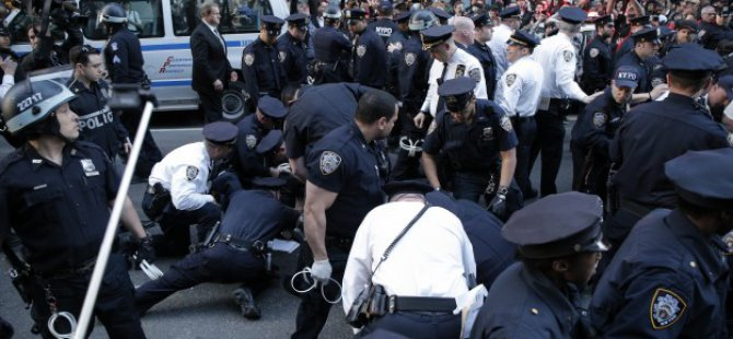 ABD Polisi 16 Ayda Bin 500 Kişiyi Öldürdü