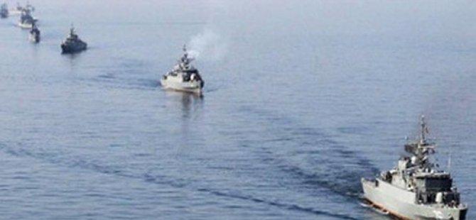 İran Alıkoyduğu Gemiyi Bıraktı