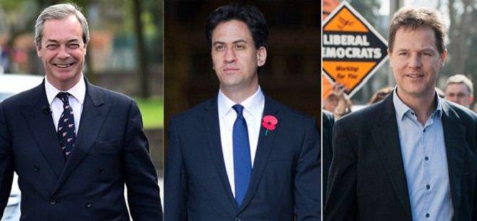 İngiltere'de Bir Seçim Üç İstifaya Mal Oldu