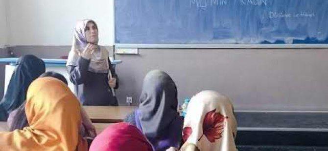 Kur'an-Hayat Ekseninde Mü'min Kadın
