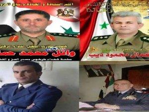 Esed Rejimi ve Hizbullah Ölen Askerlerine Ağlıyor