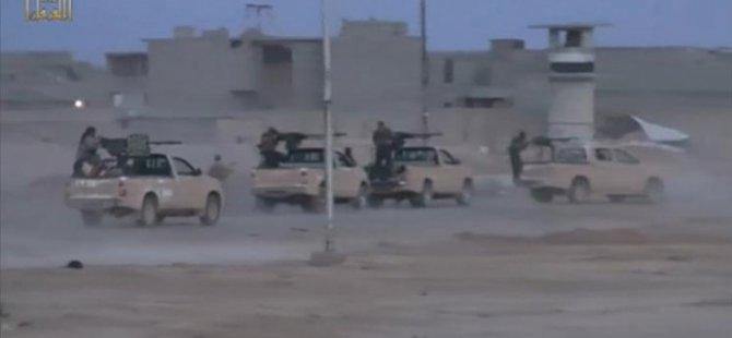 IŞİD, Orduya TNT Yüklü Araçlarla Saldırdı