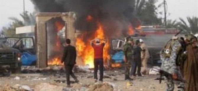 Irak'ta Silahlı Saldırı: 9 Ölü