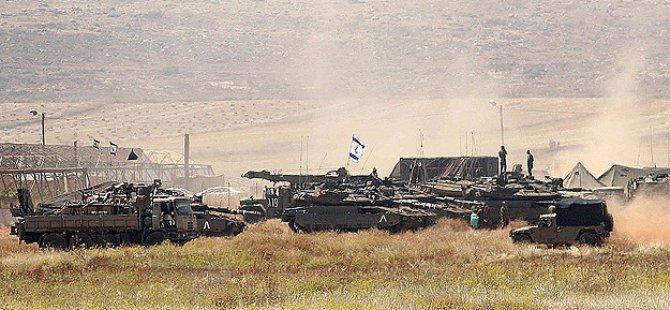 'İsrail Tankları Tüm Alanı Harap Etti'