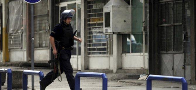 Makedonya'daki Çatışmada 8 Polis Öldü