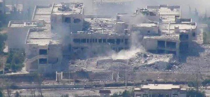 Cisr Eş-Suğur'da 70 Rejim Askeri Daha Öldürüldü