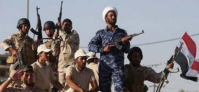 Şii Milisler Tuzhurmatu'da Halka Şiddet Uyguluyor