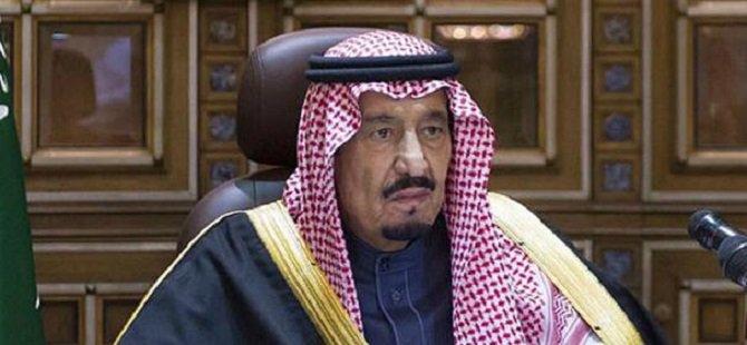Kral Selman ABD'ye Gitmiyor